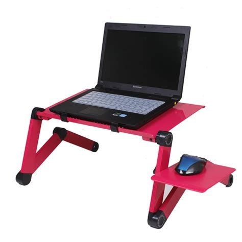 Portable Laptop Desk For Bed Multi Functional Folding Laptop Table Stand For Bed Portable Sofa Laptop Table Foldable Notebook