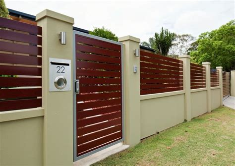 gallery residential and commercial walls fencing in