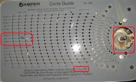 router circle template router problem cutting holes avs forum home theater