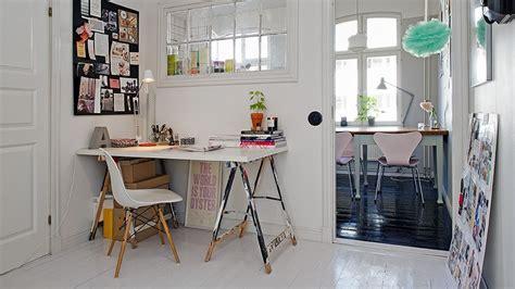 bureau scandinave 50 id 233 es pour un coin de travail pratique bureau deco deco bureau un bureau d co blueberry home