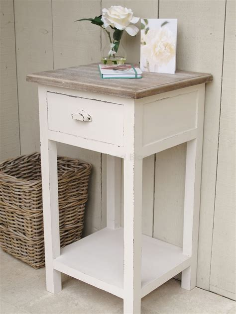white bedroom side tables off white bedside side table bliss and bloom ltd