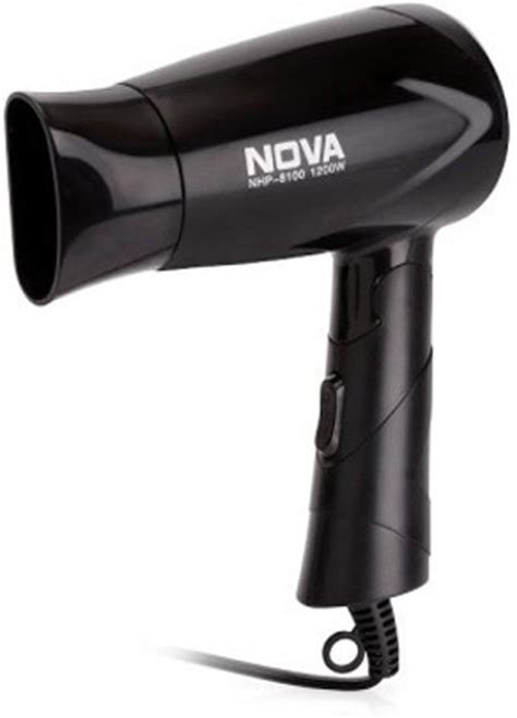 Cold Hair Dryer India silky shine 1200 w and cold foldable nhp 8100