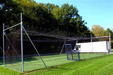 batting cage backyard home design inspirations