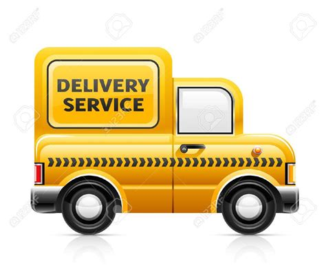 food delivery car clipart 71