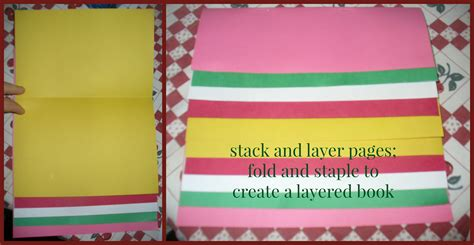 How To Make A Book Out Of Construction Paper - pk k at home