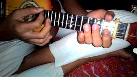 tutorial finger style tinggal kenangan tutorial ukulele gaby tinggal kenangan youtube