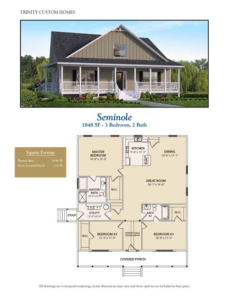 trinity custom homes floor plans seminole welcome to trinity custom homes