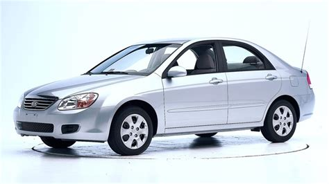 2008 Kia Spectra Reviews Vehicle Details