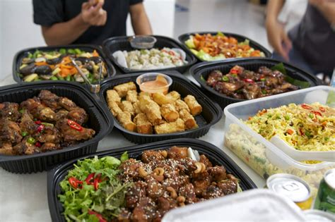 Christmas Catering Is A Breeze With These 8 Go To Caterers Singapore Buffet Catering