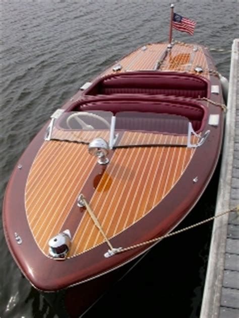 classic vintage antique wooden boats  sale brokerage