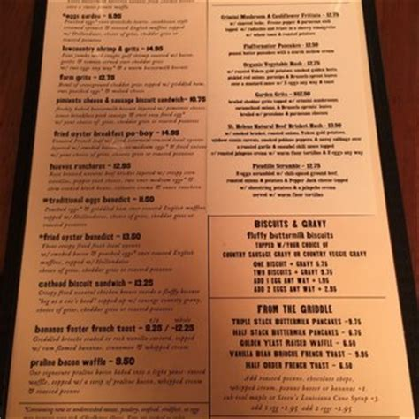 Screen Door Portland Menu by Screen Door 3813 Photos 4187 Reviews Southern 2337