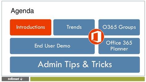 Office 365 Tech by Sp Tech Festdallas Office 365 Groups Planner Session
