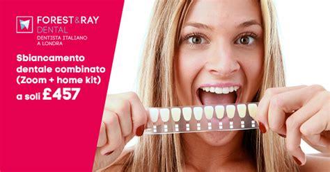 sbiancamento denti casa sbiancamento dentale zoom con un kit di sbiancamento a