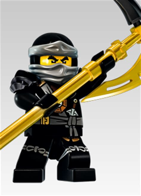 Lego Mini Benign minifigure