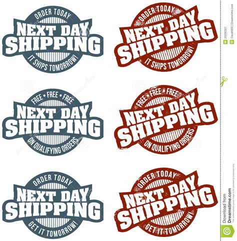 vista print rubber st next day shipping sts royalty free stock photography