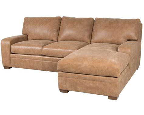 leather sectional vancouver classic leather vancouver sofa chaise 4511 leather