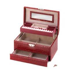 Home Decorations Catalogs deluxe red jewelry box wholesale at koehler home decor