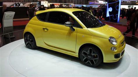fiat 500 coupe salon de 232 ve 2011 fiat 500 coupe concept by zagato
