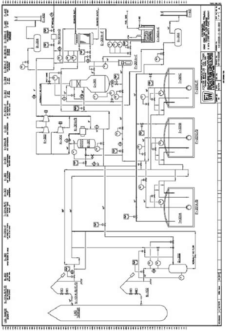 process and instrumentation diagram the process engineer omar hamid the catalyst project