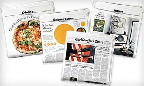 ny times sunday review section up to 60 off quot the new york times quot sunday edition quot the