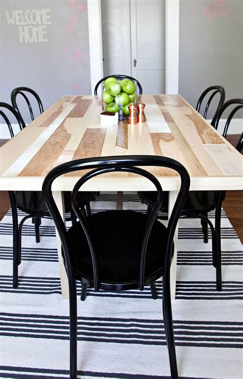 diy dining room tables diy dining room table