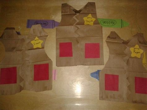 Paper Grocery Bag Crafts - sherrif deputy cowboy vests for toddlers and preschoolers
