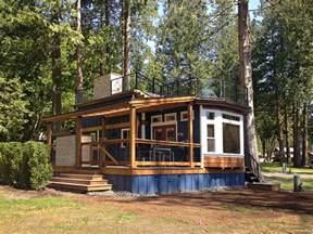 Small Lakefront House Plans wildwood lakefront cottages park models west coast homes
