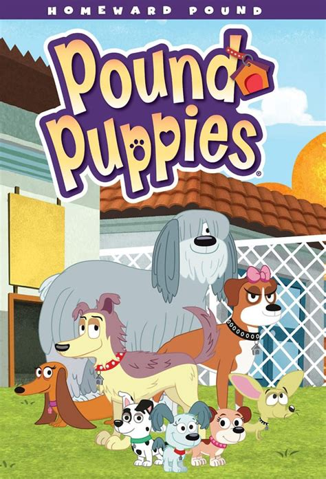 pound puppies tv show pound puppies tv series 2010 2013 posters the database tmdb