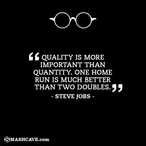 Steve Quality Quote