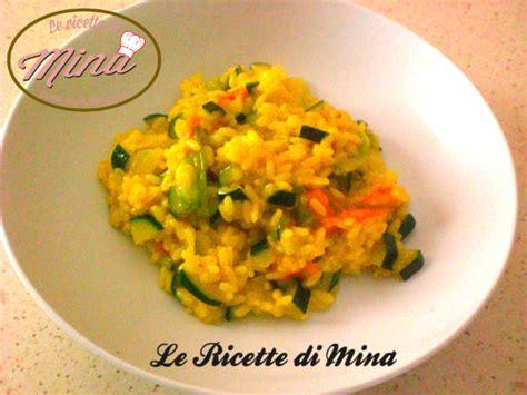 ricetta riso con fiori di zucca risotto con fiori di zucca zucchine e zafferano le