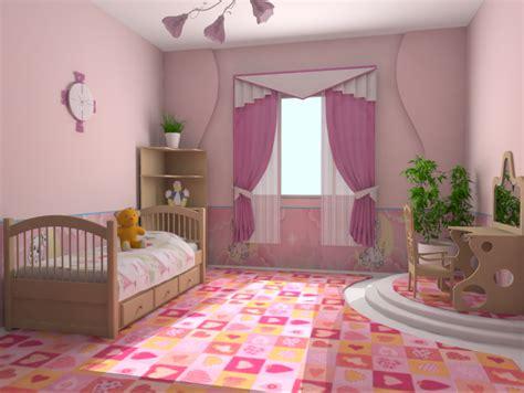 Pink Girls Bedrooms - дизайн детской комнаты для девочки