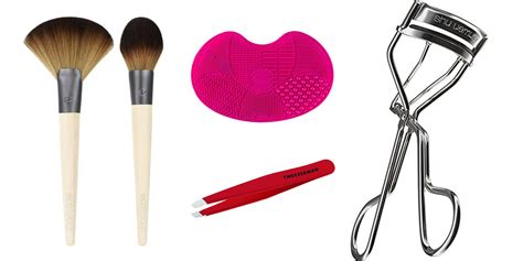 Make Up Tools 13 of the best makeup tools to shop on