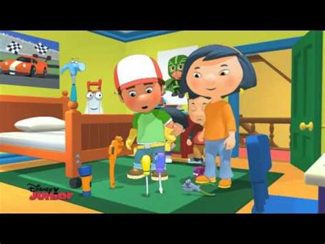 handy manny breakfast of chions on zaphut