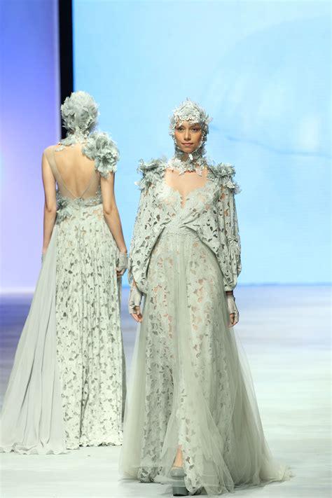 Wedding Dress Ivan Gunawan by Glorious Indonesia Fashion Week Indonesia Expat