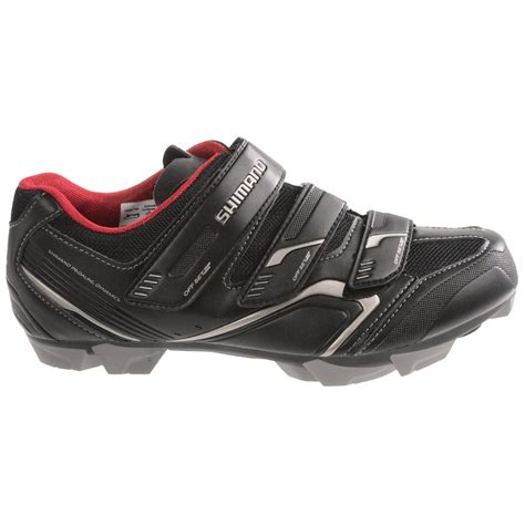 shoes for biking shimano sh xc30 mountain bike shoes for 8341y save 48