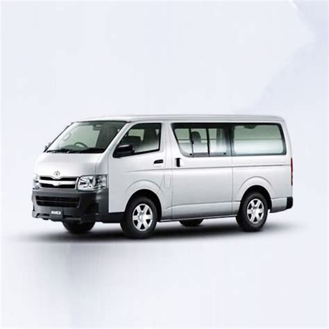 Toyota Hiace Commuter Accessories For Toyota Commuter 2012 Chrome Fuel Tank Cover Chromed