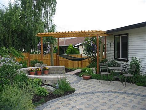 photos of backyard patio designs page 1