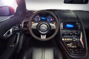 F Type Jaguar Interior Jaguar Launched Car F Type Coupe Our Smart Info