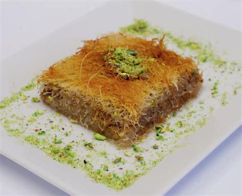 cucina turca ricette kadayif la ricetta per preparare il kadayif