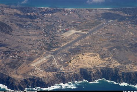 porto santo airport lpps airport information location and details