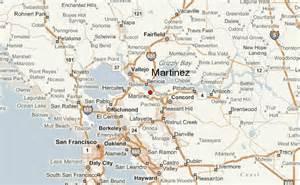where is martinez california with map gu 237 a urbano de mart 237 nez