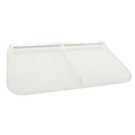 window well covers home depot shape products 45 in x 26 in polycarbonate rectangular