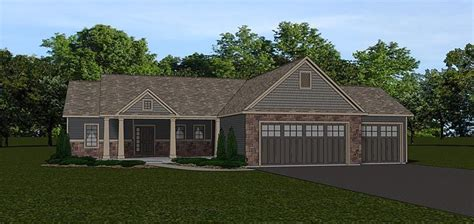 craftsman house plans with basement craftsman ranch house plans with basement colonial