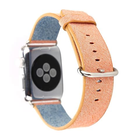 Woven Apple Band 3842mm release sport woven bracelet band for apple