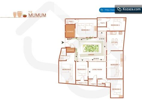 hanok floor plan seoul hanok book homes in korea page 3