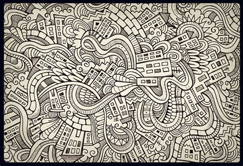doodle city doodle city on behance