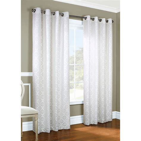 anna drapery thermalogic anna thermalace insulated grommet curtains
