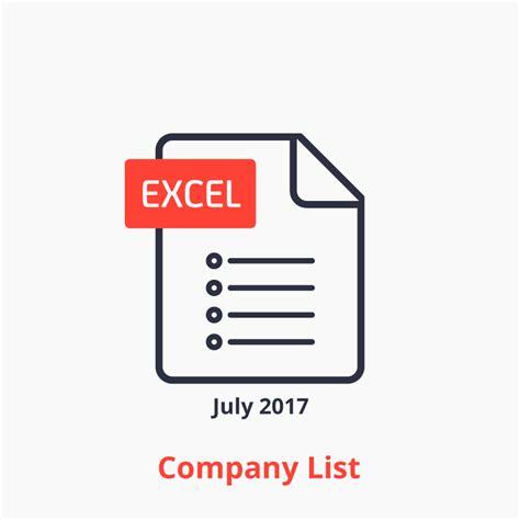 list of iot security companies 2017