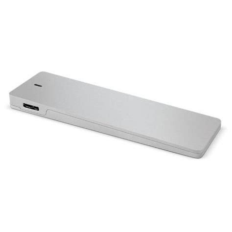Mba Envo by Owc Envoy Usb 2 0 3 0 Enclosure For Apple Mba 2012 Ssd