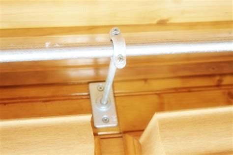 expensive curtain rods how to diy long curtain rods our sunroom is a large room